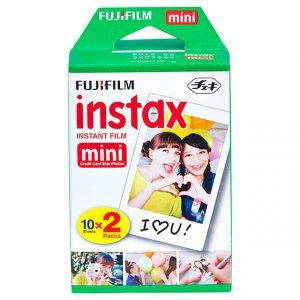 Fujifilm Instax Mini 2x10-0