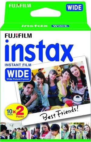 Fujifilm Instax Wide 2x10 opn.-0