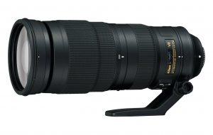 Nikon AF-S 200-500 F5.6 ED VR-504