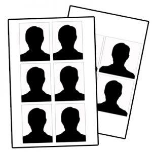 Focus Professionele pasfoto's-0