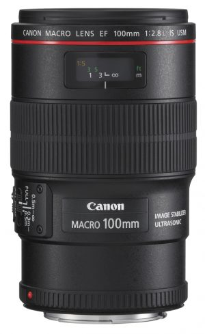 Canon EF 100 F2.8 L IS USM Macro -0