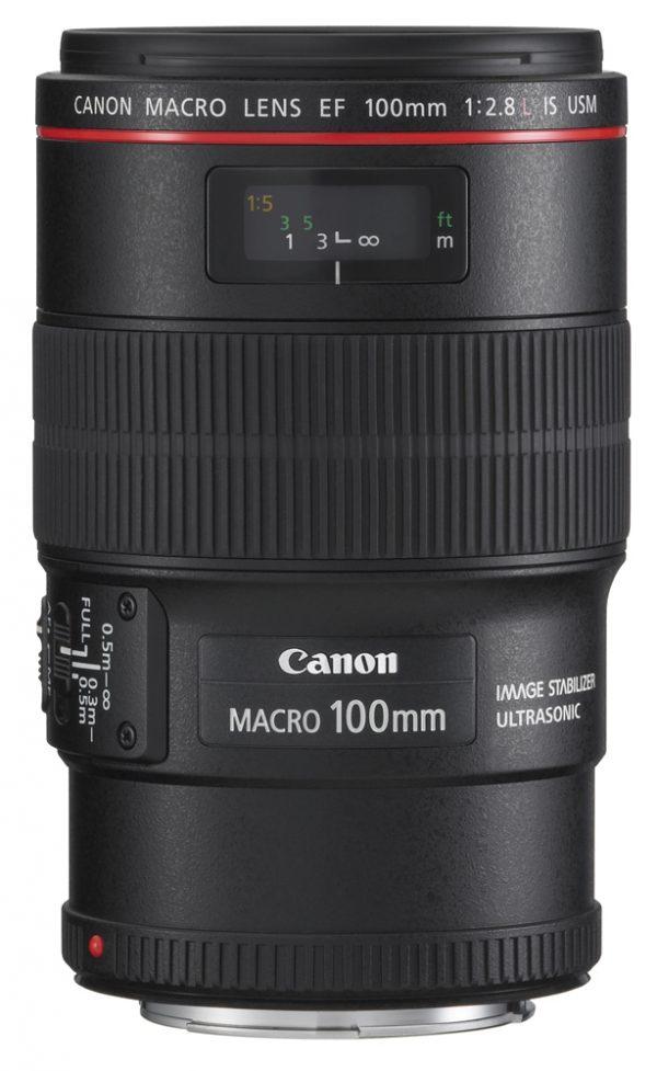 Canon EF 100 F2.8 L IS USM Macro -0