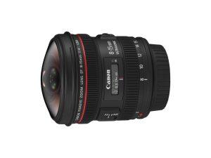 Canon EF 8-15 F4.0 L USM Fisheye-0