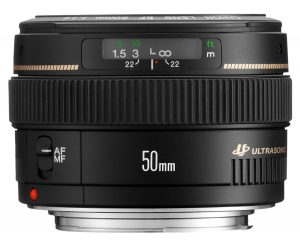 Canon EF 50 F1.4 USM-0
