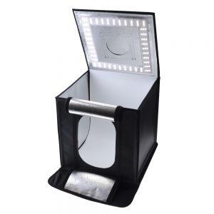 Caruba Portable Photo Cube Led 50x50x50-0