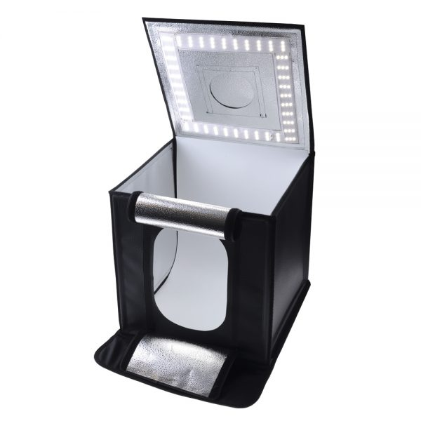 Caruba Portable Photo Cube Led 50x50x50-0