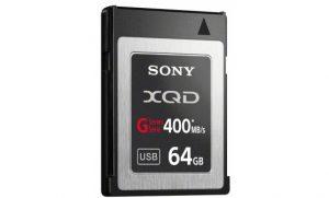 Sony 64 GB XQD G-Serie-0