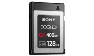 Sony 128 GB XQD G-Serie-0