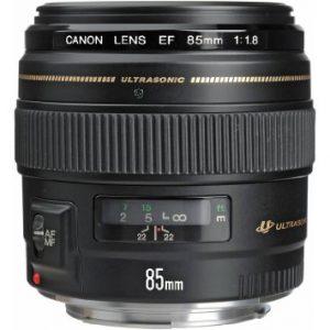 Canon EF 85mm F1.8 USM -0