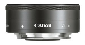 Canon EF-M 22 F2.0 STM-0