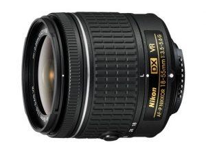 Nikon AF-P 18-55/3.5-5.6 VR-0