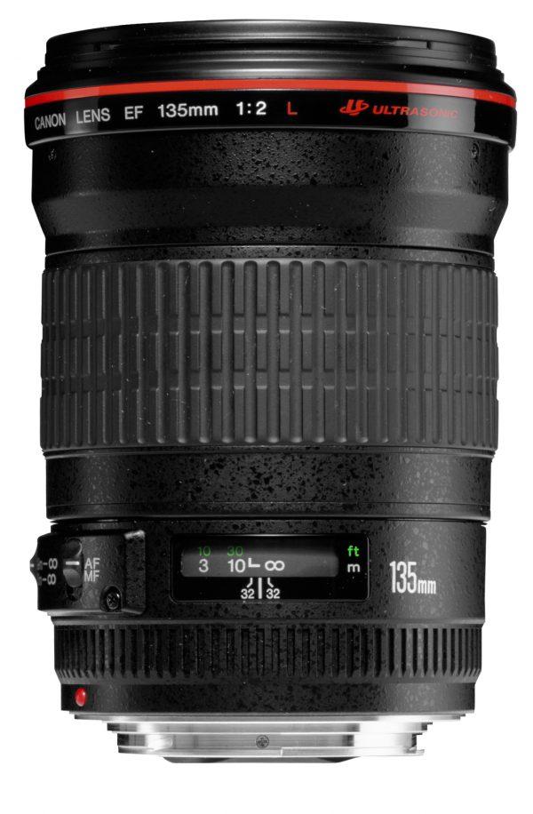 Canon EF 135 mm F2.0 L USM-0