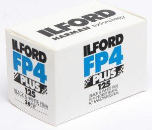 Ilford FP4 135-36-0