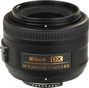 Nikon AF-S DX 35 mm F1.8 G-0