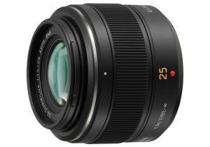 Panasonic G-serie 25mm F1.4 zwart-0