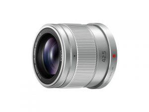 Panasonic G-serie 42,5mm, F1.7 zilver-0