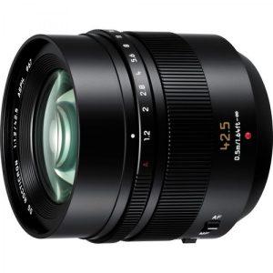 Panasonic G-serie 42.5mm F1.2 ASPH. zwart-0