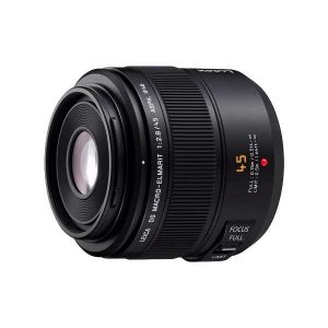 Panasonic G-serie 45mm, F2.8 zwart-0
