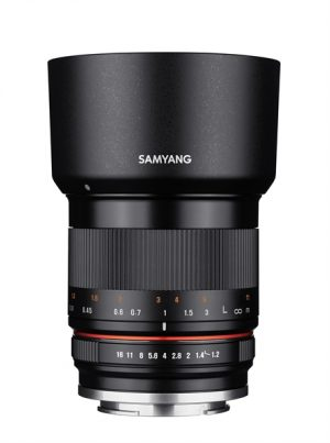 Samyang 35mm F1.2 ED AS UMC CS Sony E-0