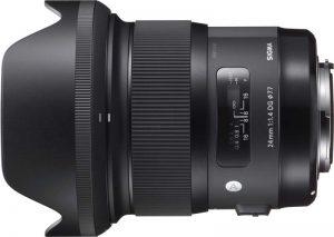 Sigma 24 mm F1.4 DG HSM (A) Canon-0