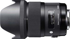 Sigma 35 mm F1.4 DG HSM (A) Canon-0