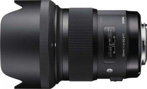 Sigma 50 mm F1.4 DG HSM (A) Canon-0