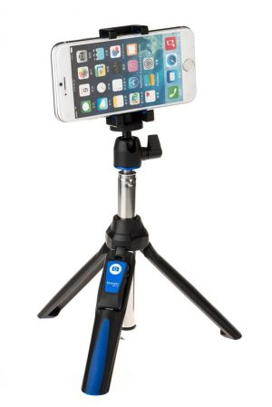 Benro Smart mini tripod and selfie stick BK10-0