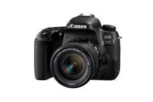 Canon Eos 77D + EF-S 18-55 F4-5.6 STM-0