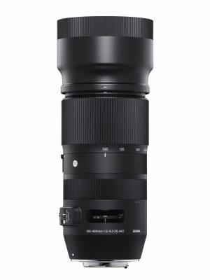 Sigma 100-400 F5-6.3 DG OS HSM C Canon-0