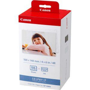 Canon KP-108IN papier + cartridges-0