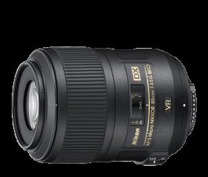 Nikon AF-S DX Micro Nikkor 85 mm F3.5 G ED VR-0