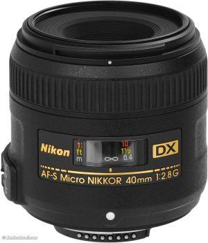 Nikon AF-S DX Micro Nikkor 40mm F2.8G-0