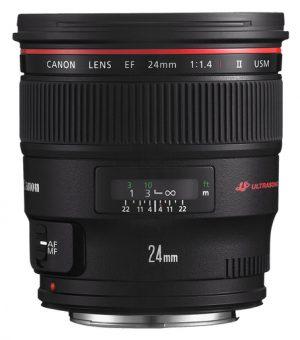Canon EF 24 mm F1.4 L II USM-0