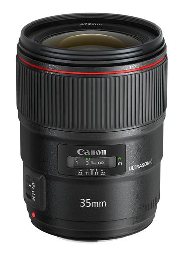 Canon EF 35 mm F1.4 L II USM-0