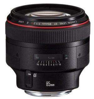 Canon EF 85 mm F1.2 L II USM-0