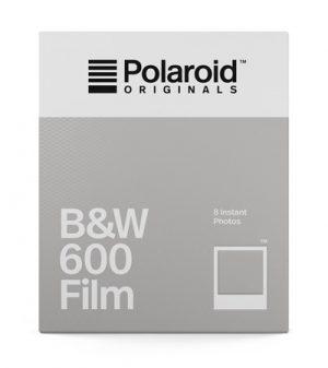 Polaroid 600 zwartwit film-0