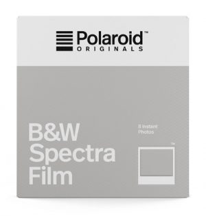 Polaroid Spectra/Image zwartwit film-0