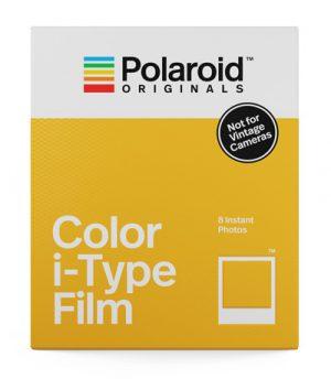 Polaroid i-Type color film-0