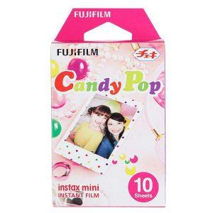 Fujifilm Instax Mini film Candypop (10 foto's)-0