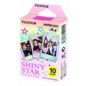 Fujifilm Instax Mini film shiny star (10 foto's)-0