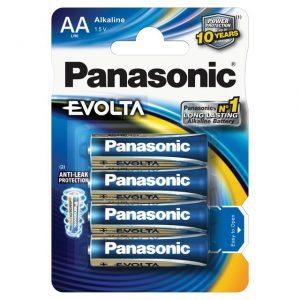 Panasonic Evolta LR6 AA 4-pak-0