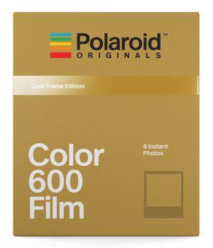 Polaroid 600 film Gold Frame Edition-0