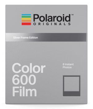 Polaroid 600 film Silver Frame Edition-0