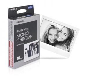 Fujifilm Instax Wide Monochrome film-0