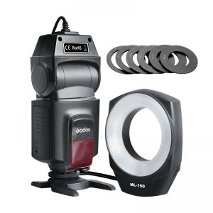 Godox ML-150 Macro Ring Flitser-0