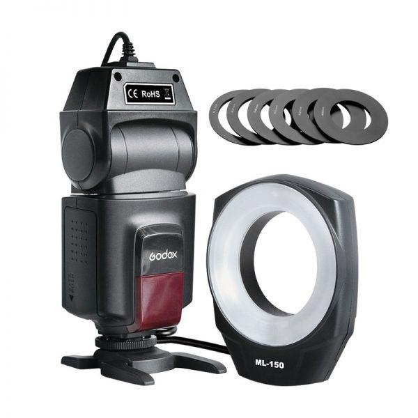 Godox ML-150 Macro Ring Flitser-0
