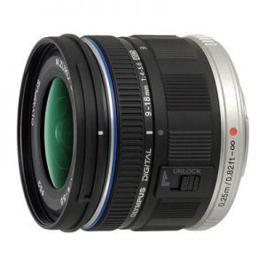 Olympus MZ ED 9-18 mm F4-5.6 zwart-0
