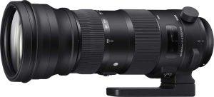 Verhuur Sigma 150-600 F5-6.3 DG OS HSM (S) Nikon-0