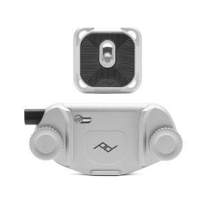 Peak Design Capture Camera Clip V3 Silver-0
