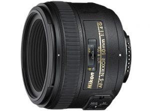 Verhuur Nikon AF-S 50 mm F1.4 G-0